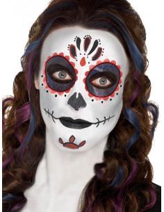 Kit maquillaje Calavera Mexicana