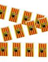 Banderines plástico de Aragón