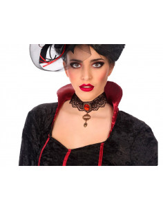 Collar gótico para Halloween
