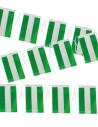 Banderas Andalucía de papel