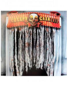 Cortina de Circo Halloween