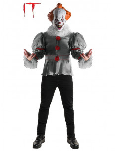 Disfraz Payaso It Pennywise deluxe