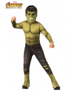 Disfraz Hulk IW classic infantil