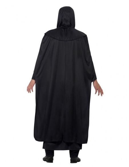 Disfraz de sacerdote de las artes oscuras unisex trasera hombre