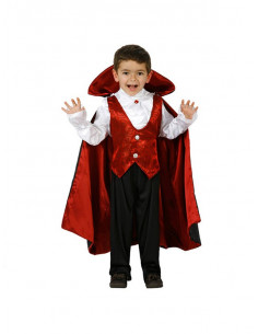 Disfraz de vampiro elegante infantil
