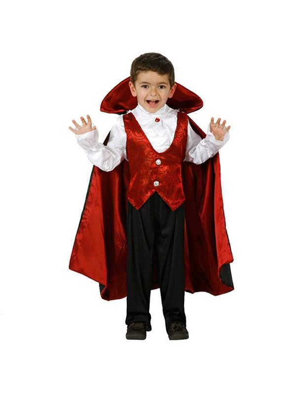 Disfraz de vampiro elegante infantil - Comprar en Disfraces