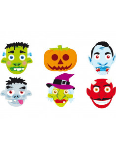 Careta Halloween Monsters
