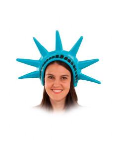 Diadema de la Libertad de goma eva