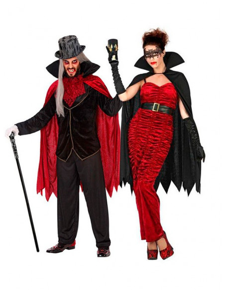 Disfraces de Vampiros para Parejas