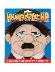 Bigote y cejas de Chaplin