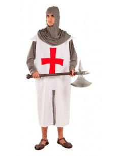 Disfraz de artillero medieval hombre  Tallas-L