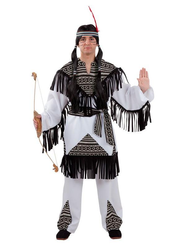 59c1e8a91 Disfraz Indio Cherokee en Disfraces Bacanal Envio 24 Horas