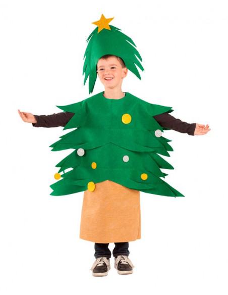 Disfraz Árbol de Navidad infantil