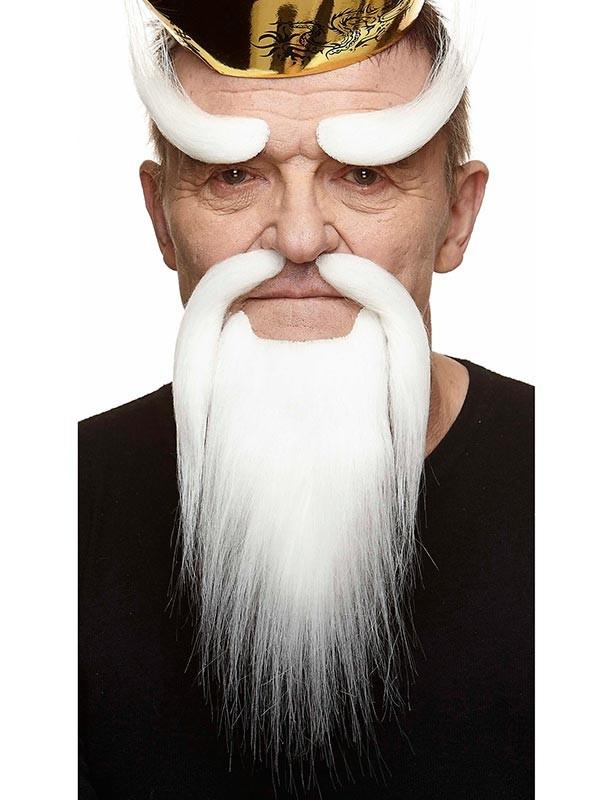 Barba y bigote chino