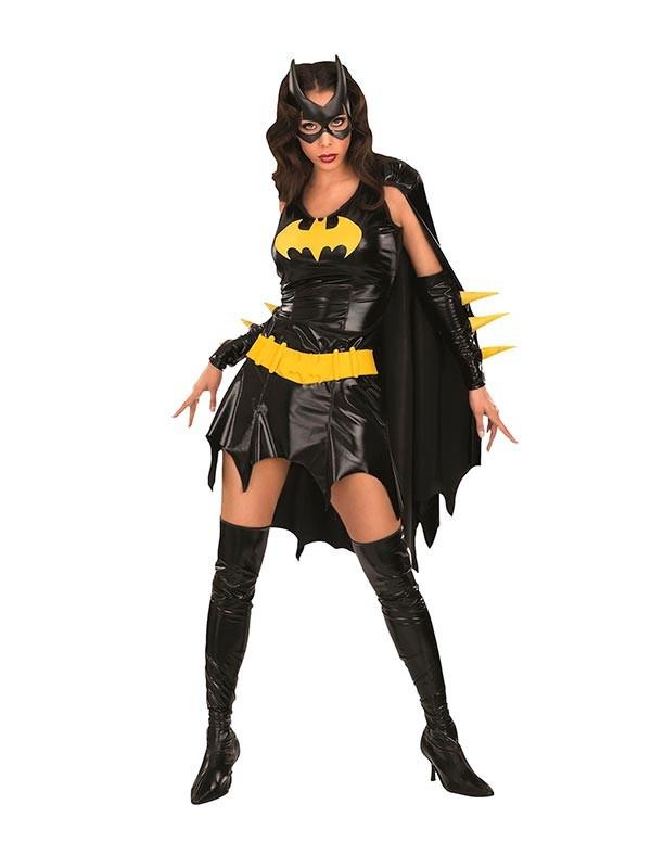Disfraz de Batgirl mujer