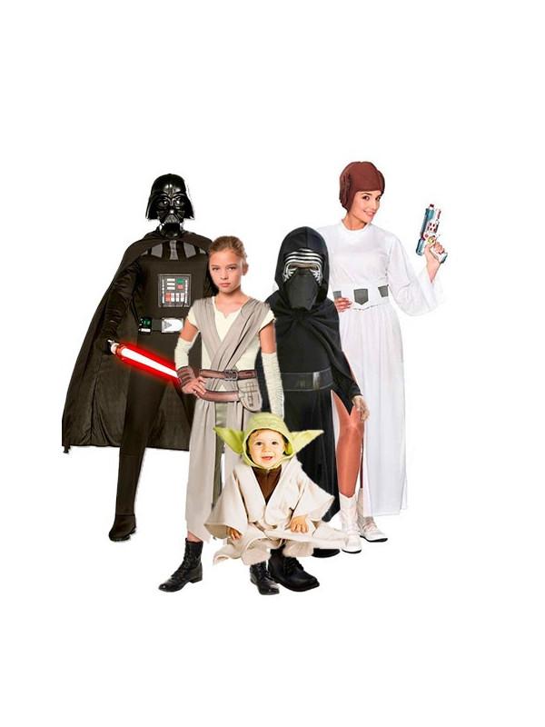 7c720b7394b Disfraz en grupo de Star Wars - Comprar en Tienda Bacanal