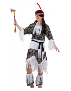 Disfraz india cherokee para mujer
