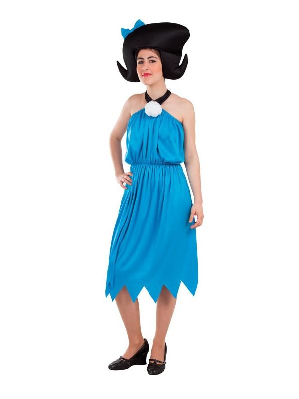 Disfraz de troglodita Betty mujer