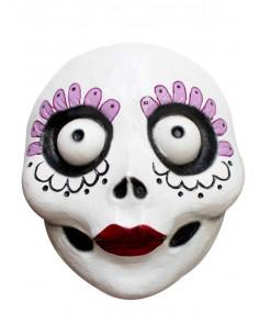 Máscara de Catrina sonriente