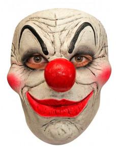 Máscara de payaso seductor