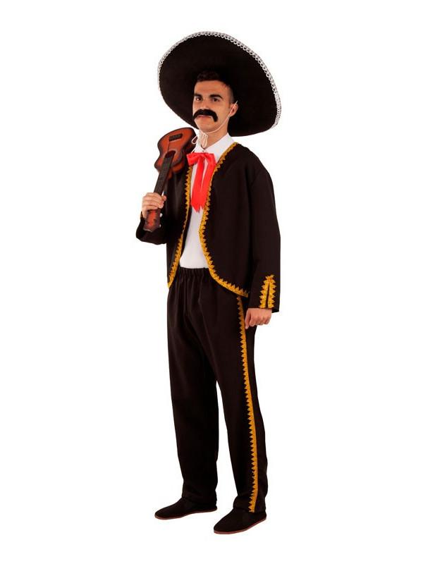 Disfraz de mariachi para adulto