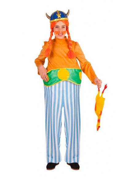 Disfraz de Galo Obélix infantil