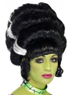 Peluca novia de Frankenstein