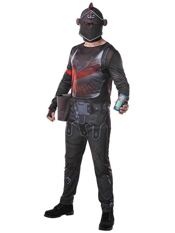 Disfraz de Fornite Black Knight niño y adolescente