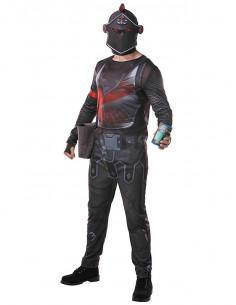 Disfraz de Fornite Black Knight adulto