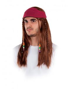 Peluca pirata