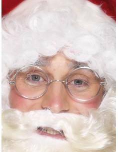 Gafa metálica Papá Noel