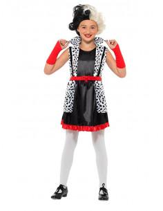 Disfraz Cuella de Vil para niña