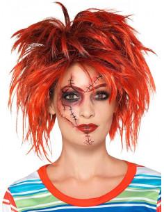 Kit maquillaje Chucky mujer