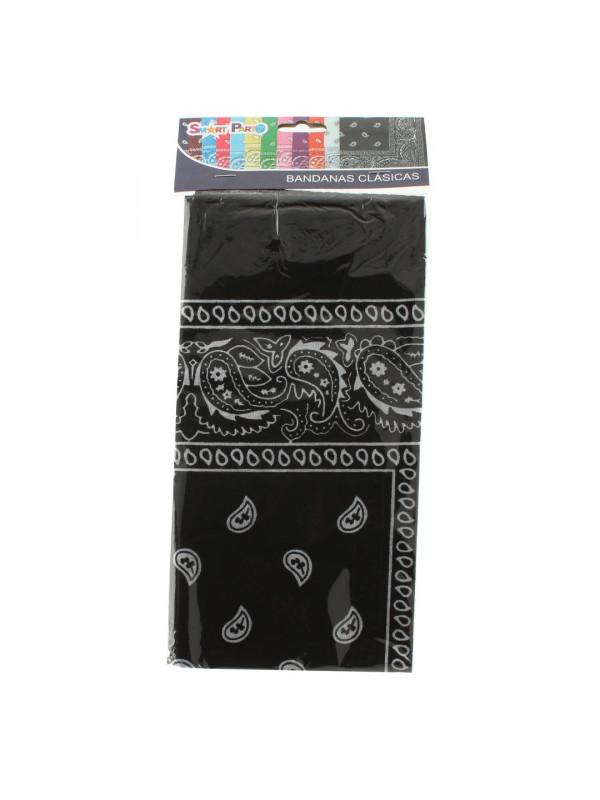 Pañuelo de vaquero negro