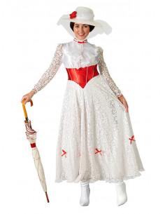 Disfraz Mary Poppins para mujer  Modelo-Único Tallas-L