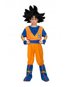 Disfraz Goku niño