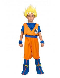 Disfraz Super Saiyan infantil