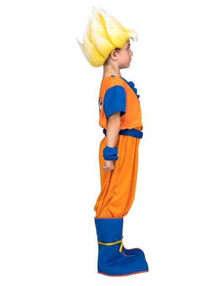 Disfraz Super Saiyan infantil perfil