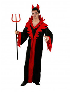 Disfraz demonio satanás