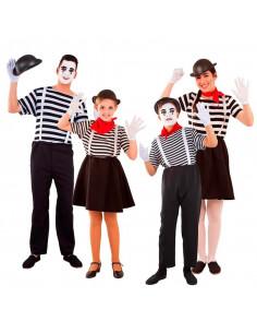 Disfraces de Mimos para Grupos