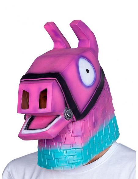Máscara Llama