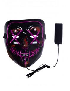 Máscara La Purga con led