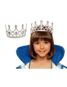 Corona de princesa diadema
