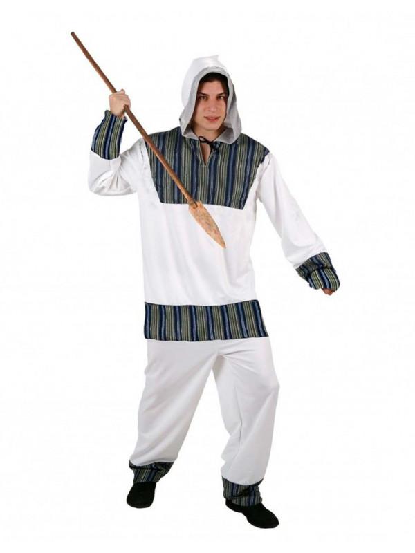 Disfraz esquimal adulto