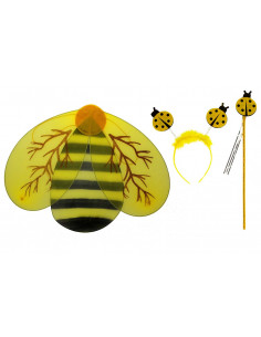Set para disfraz de abeja