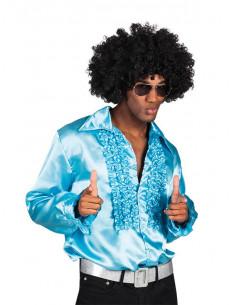 Camisa Party Disco azul
