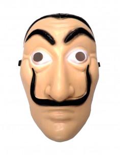 Máscara Dalí