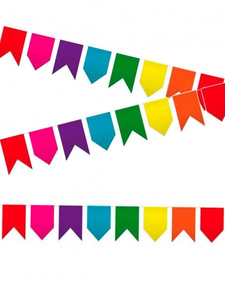 Banderola de papel