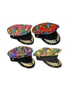 Gorra de capitán hawaiana