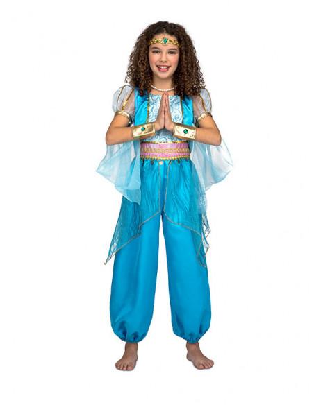 Disfraz Princesa Jasmín infantil